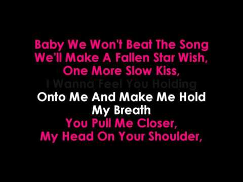 Carrie Underwood   Heartbeat karaoke no vocals