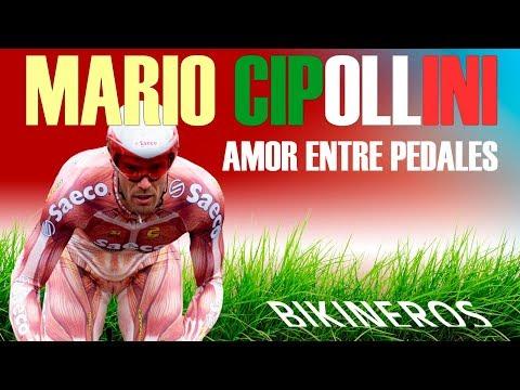 Mario CIPOLLINI, Amor Entre Pedales