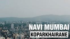 Navi Mumbai Drone View Koparkhairane    Navi Mumbai Guruji