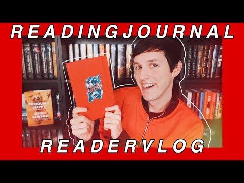 STARTING A READING JOURNAL | READER VLOG