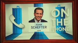 ESPN's Adam Schefter On Antonio Brown, Eli's Future, & More w/Rich Eisen | Full Interview | 1/3/19