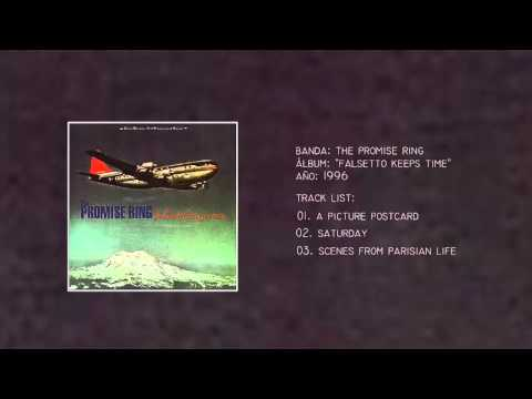 """The Promise Ring - """"Falsetto Keeps Time"""" [Full EP] (1996)"""