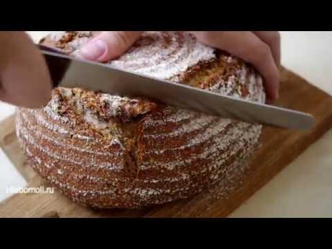 Цельнозерновой хлеб - Все рецепты России