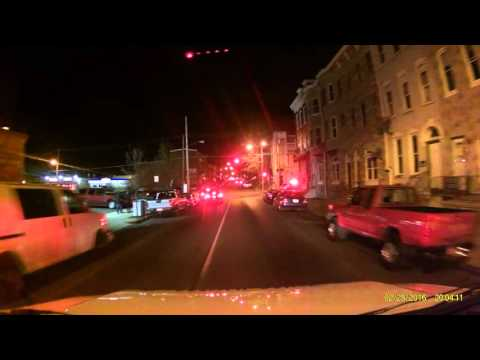 City of Reading, PA Structure fire response