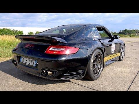 1400HP 9ff Porsche 997 Turbo - Fast Accelerations!