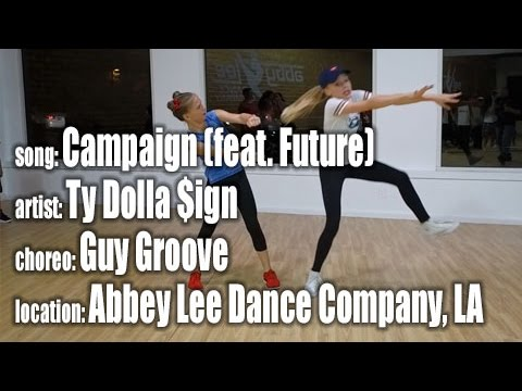 Campaign (feat. Future) by Ty Dolla $ign, choreo by Guy Groove, at ALDCLA