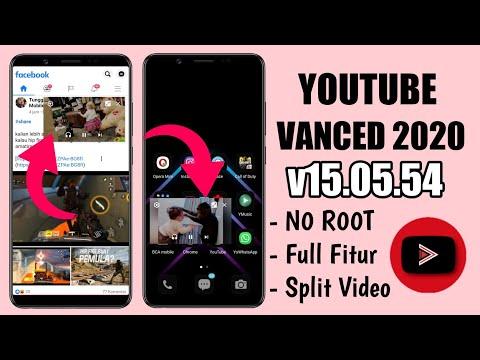 Udah Pake Versi Youtube Vanced ini belom ?