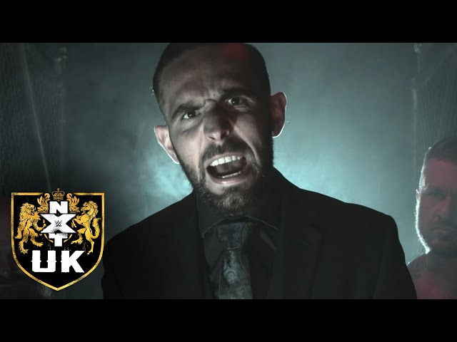 Symbiosis reminds Moustache Mountain that they're coming for them: NXT UK, July 22, 2021