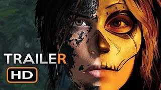 Shadow of the Tomb Raider Trailer (E3 2018) Action Shooter Video Game HD