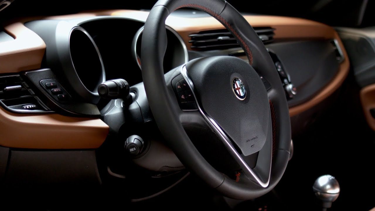 2014 Alfa Romeo Giulietta   INTERIOR   YouTube