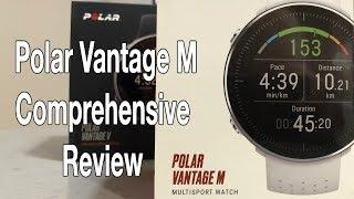 Polar Vantage M Comprehensive Review