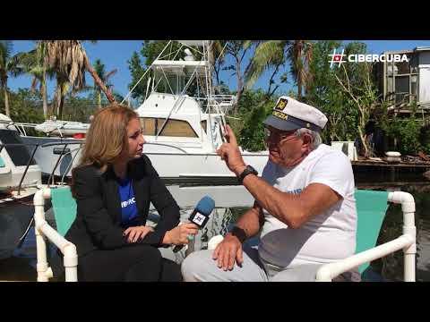 Entrevista con un marinero cubano que ya navegó de EEUU a Cuba