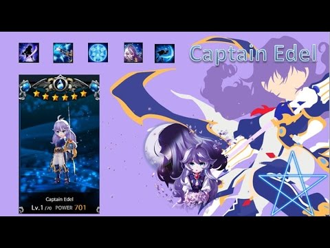Grand Chase M Captain Edel Review