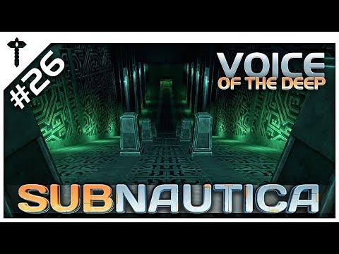 Subnautica S06E26 - Primary Containment Facility!