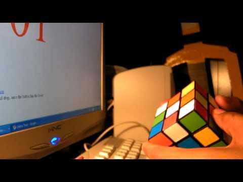 Fast Rubiks Cube Solve - Jed Santiago