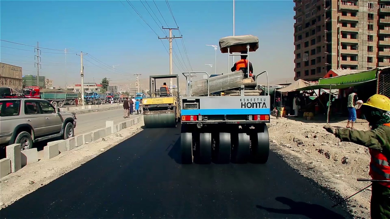 Afghanistan's Capital Sees Improvements in Urban Transport