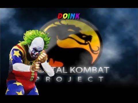 MKP 4.1 Season 2 FINAL (MUGEN) - Doink the Clown Playthrough