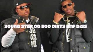 young star og boo dirty bmf remix