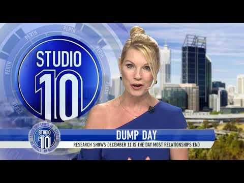 December 11th Is The Day Most Relationships End | Studio 10