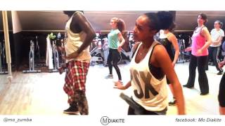 MO DIAKITE: My woman by Patoranking ft Wande Coal (dancehall, Zumba® choreography)