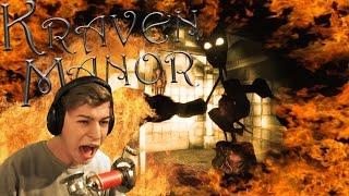 EINER VON UNS! ):D - Kraven Manor (Deutsch/German) HORROR GAME   Let