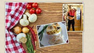 Как похудеть без диет навсегда. Меню 166. Правильное питание.