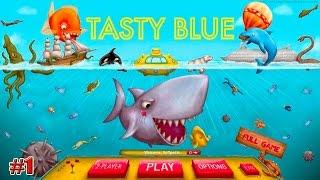 Tasty Blue прохождение НАЧАЛО (1 серия)