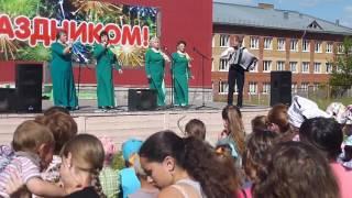 День посёлка Кормовище 2016