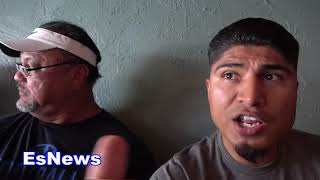 Mikey Garcia Reveals His Take On Lomachenko Easter Beltran and Linares EsNews Boxing