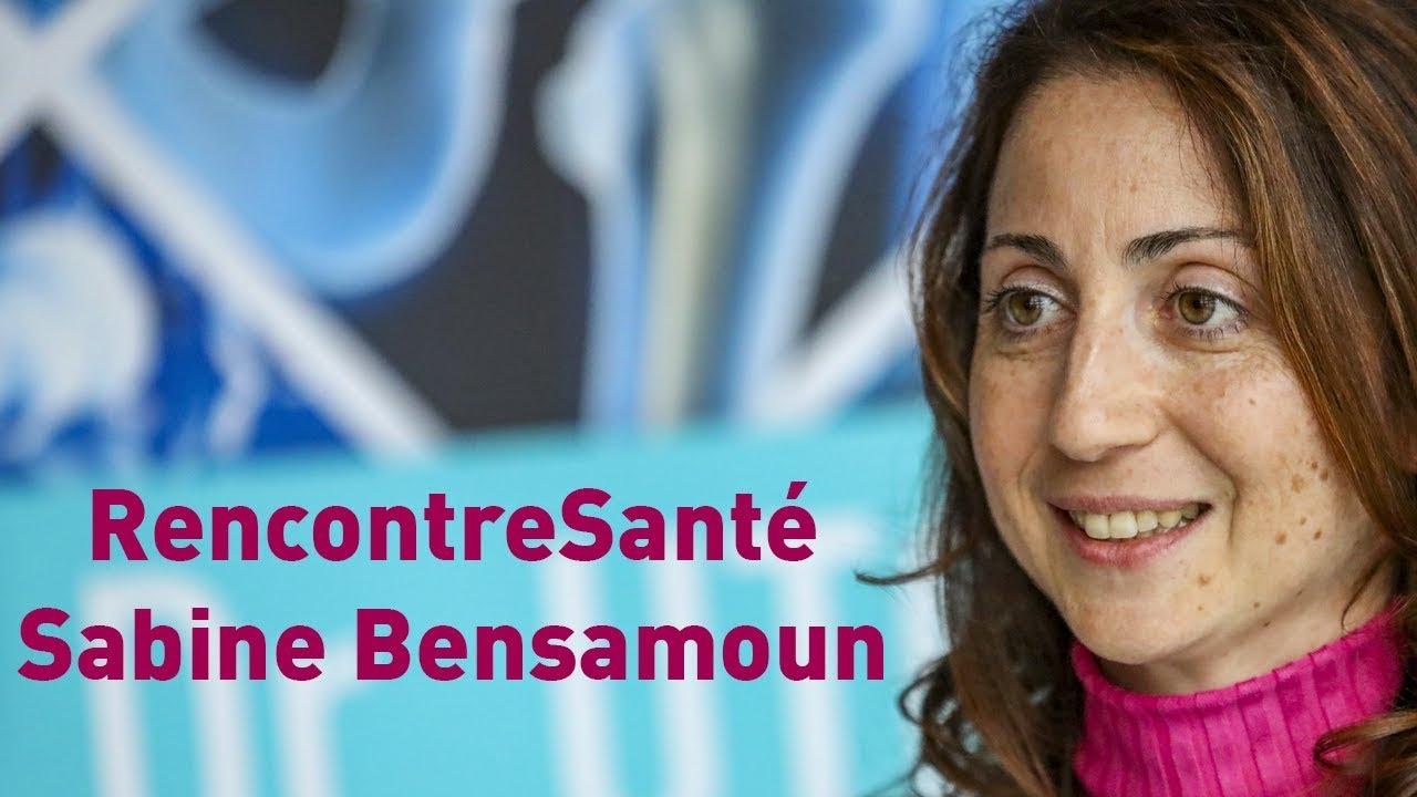 RencontreSanté : Sabine Bensamoun