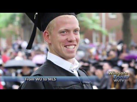 Wingate University - Former Bulldog Luke Mulholland Goes Pro