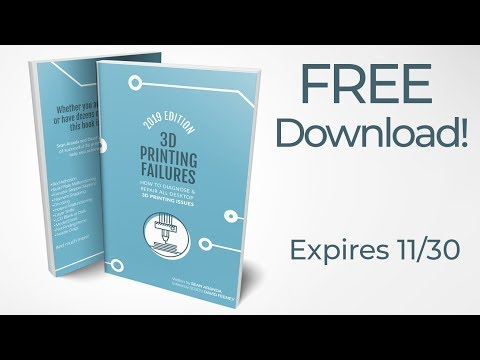 FREE Download - 3D Printing Failures 2019 Edition