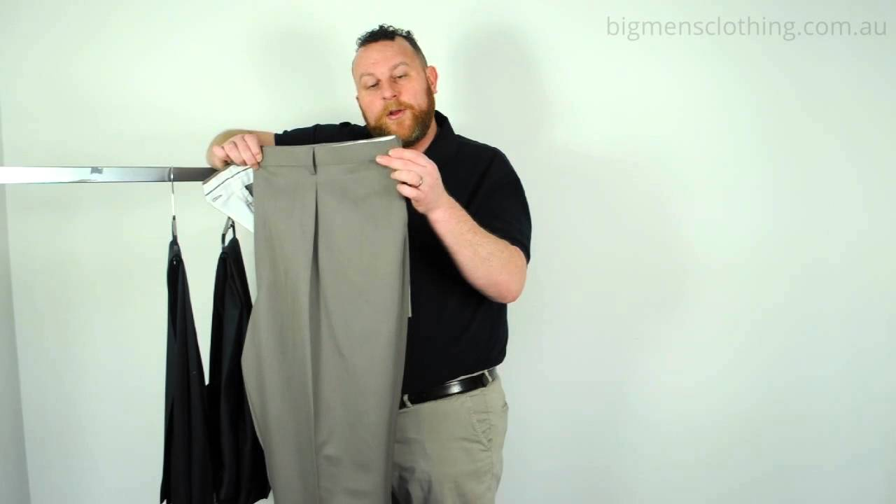 Big Mens Clothes