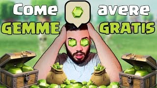 Come OTTENERE GRATIS e VELOCEMENTE Gemme per Clash of Clans e Clash Royale | PlayFulBet
