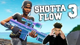 "Fortnite Montage - ""SHOTTA FLOW 3"" (NLE Choppa)"