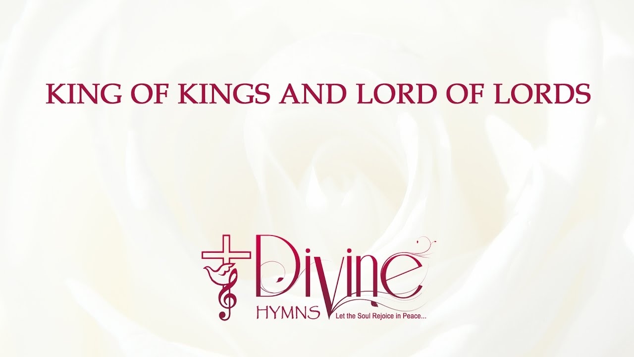 King of kings and lord of lords glory hallelujah youtube king of kings and lord of lords glory hallelujah hexwebz Choice Image