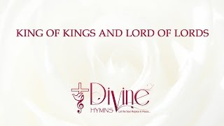 King Of Kings And Lord Of Lords, Glory Hallelujah