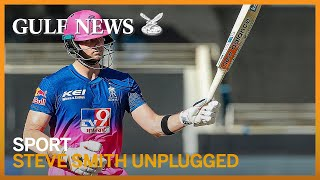 IPL 2020 in UAE: Steve Smith unplugged