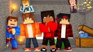 WIDZOWIE SZUKAJĄ YOUTUBERÓW    Minecraft Hide and seek