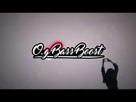 Bazzi - Mine [Bass Boosted]