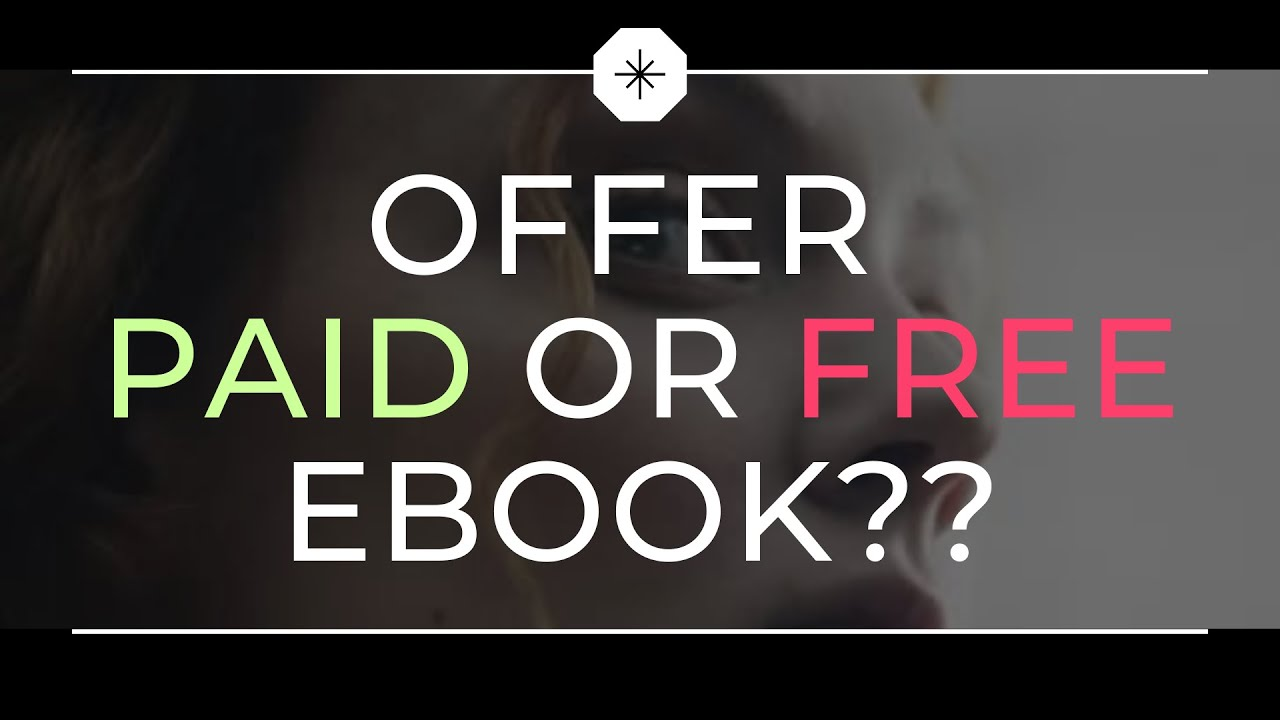 Should you SELL a PLR ebook or offer it for FREE??