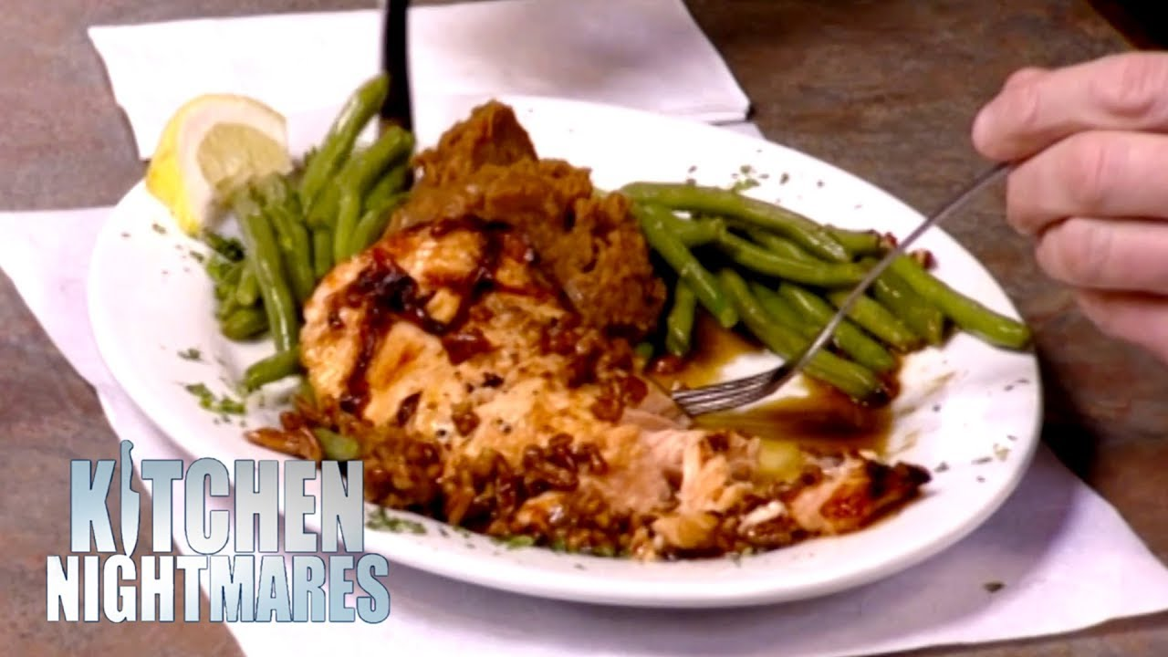 """Quite Possibly One Of The Worst Salmon Dishes I've Ever Eaten"" 