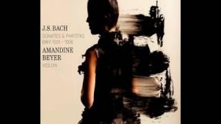 JS Bach, Violin Partita No.1 in B minor, BWV 1002 - Amandine Beyer