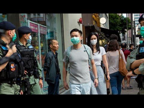 China Moves to Impose Hong Kong Security Law