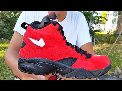 Kith x Nike Air Maestro 2 QS University Red/Black Review!!!