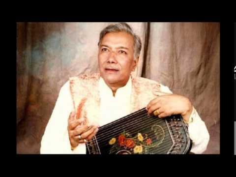 Ustad Ghulam Mustafa Khan- Raag Malkauns live, 1980s