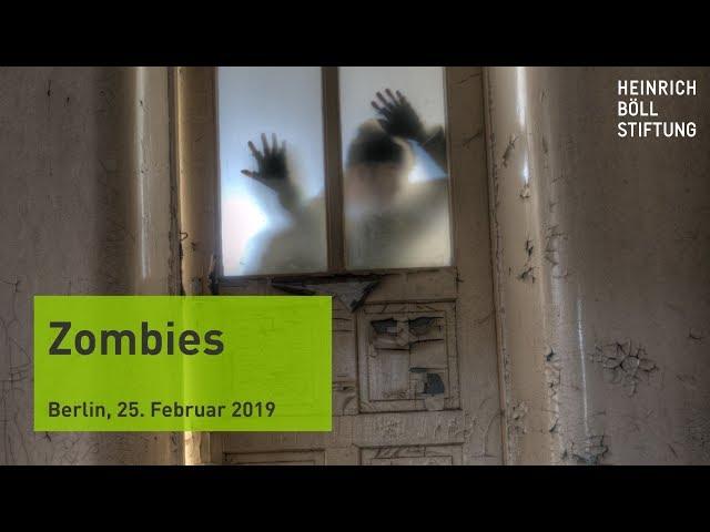 Zombies - Über die Untoten in Politik und Popkultur