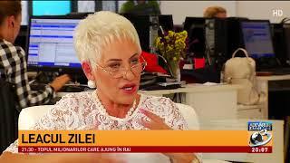 """Lidia Fecioru, leacul zilei: """"Se iau șase căței de usturoi care se prăjesc în coajă și se c"""