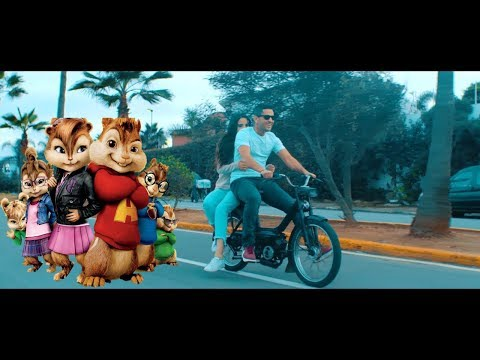 YouNess - I Love You (Chipmunks Cover) بصوت السناجب