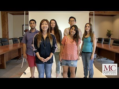 What's life like as an ESL student at Maryville College?